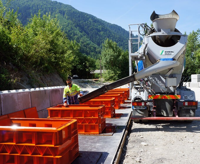 Service Fabrication sur mesure BLOC TITAN