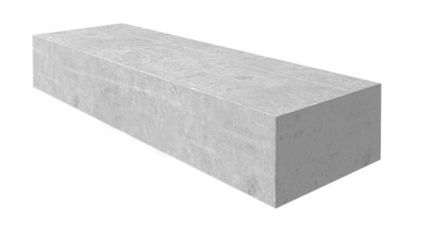 Produit couvertine pour bloc béton