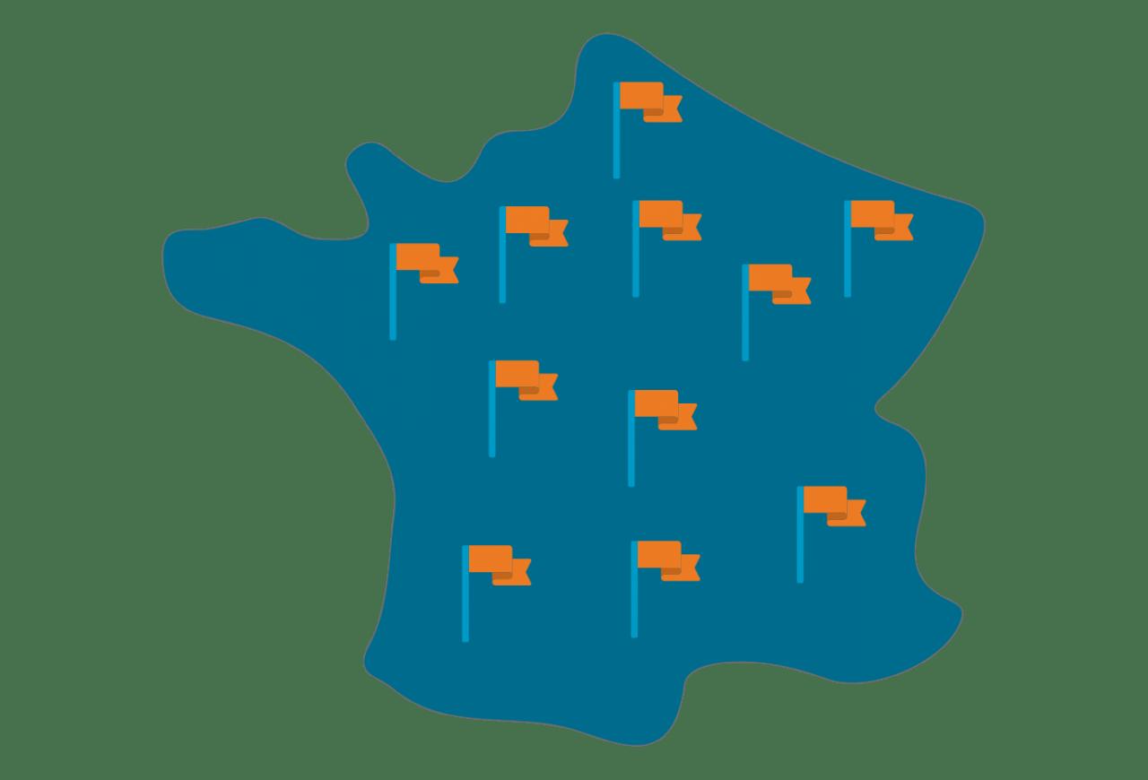 Réseau partenaires bloc béton BLOC TITAN